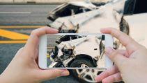 Man filmed crash victim instead of helping