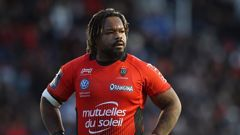 French rugby player Mathieu Bastareaud will face investigation over a homophobic comment he made during a match. (Photo / Getty)