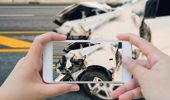 A police spokesperson warned an onlooker who filmed a crash that they may be breaching the victim's privacy. (Stock photo \ 123rf)
