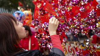 Mike Yardley: Chinese New Year in Hong Kong