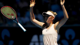 15-year-old stuns at Australian Open