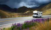 Could electric camper vans be the way to see New Zealand? (Photo \ Getty Images)