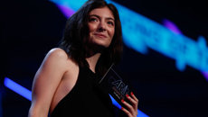 Lorde most-nominated artist at prestigious NME awards in UK