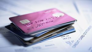 The company makes products like bank cards, ID cards and loyalty cards. (Photo \ Getty Images)