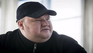 On the sixth anniversary of the raid on the Coatesville mansion where he lived, Dotcom took to Twitter to castigate the authorities. (Photo: Greg Bowker)