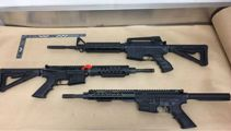 Large stash of drugs, guns and cash found in West Auckland