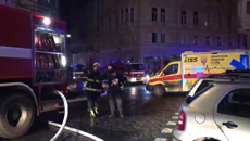 Prague hotel fire kills two, injures eight