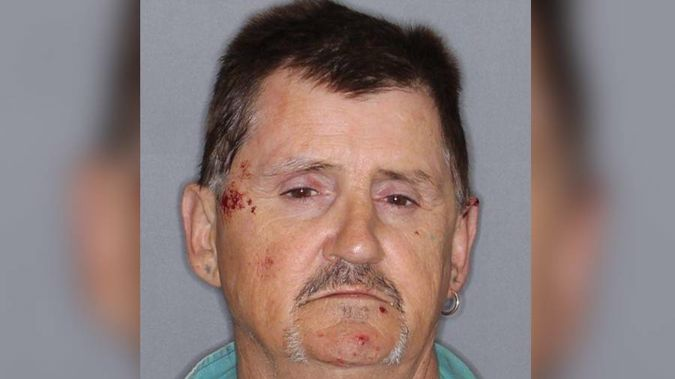 Stephen Bruce Angus was arrested on Friday at a Riccarton address, police said. (Photo / NZ Police)