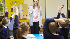 Calls for more assistance for new teachers