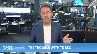 Mike's Minute: The trouble with Te Reo