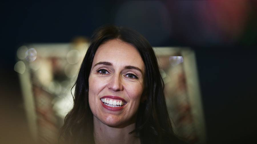 Jacinda Ardern defends herself against columnist's stinging attack over pregnancy