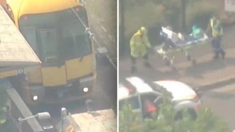 Multiple people injured in Sydney train crash