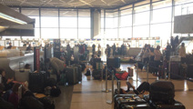 Passengers forced to sleep in airport after Air NZ delay