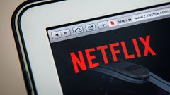 Netflix has doubled it's subscribers in two years - but ZB's Hosking beat them out. (Photo / Getty)