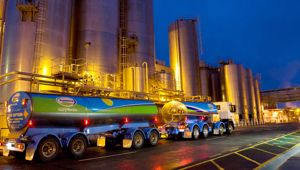 Fonterra is under fire for taking two months to pay contractors. (Photo / File)