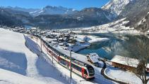 Mike Yardley: Luzern to Interlaken Express