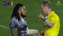 Watch: Ma'a Nonu brutally shut down by Wayne Barnes