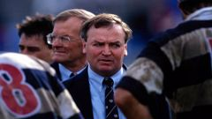 Graham Henry led Auckland to four successive titles between 199 and 1996. (Photo: Photosport)