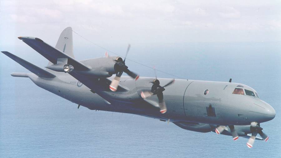 An New Zealand Defence Force P-3 Orion has joined the search for the missing ferry. (Photo/ File)
