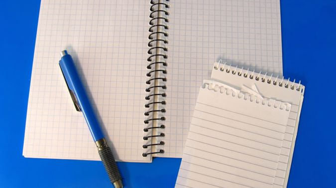 The cost of stationery has got parents stressed. (Photo / Stock Xchng)