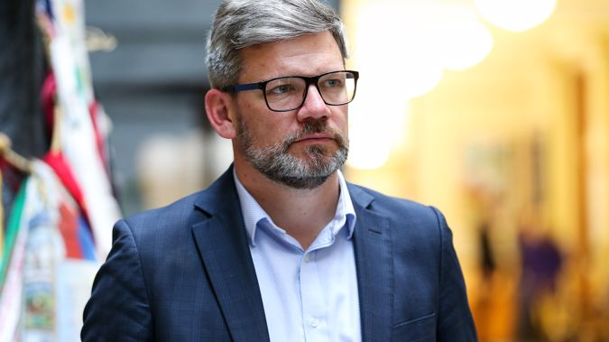 """Immigration Minister Iain Lees-Galloway wants to close the """"back door"""" path that international students use to gain residency. (Photo / Getty)"""