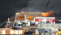 Dunedin and Invercargill cleaning up after fire