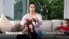 Listen via Amazon Alexa-enabled devices
