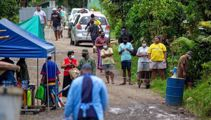 Suspected first Covid case on remote Fijian island