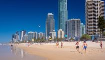 Mike Yardley: Glittery pursuits in Surfers Paradise