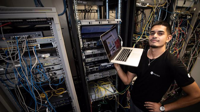 Māori and Pasifika make up less than 7 per cent of New Zealand's well-paid IT and technology workforce. (Photo / Jason Oxenham)