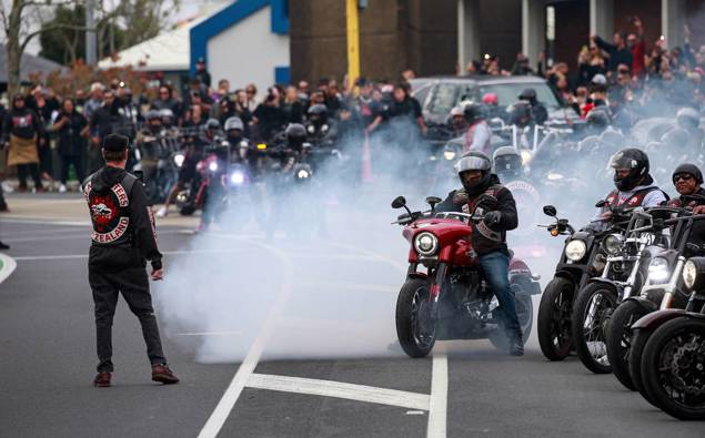 Police are a bit damned over Head Hunter funeral, says gang expert