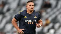 All Blacks debutant on donning the black jersey for the first time