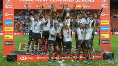 Fiji win Hamilton sevens, NZ finish fourth