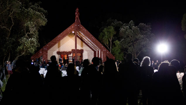 If her five days up there generates any real long-term tangible improvements to the way we commemorate Waitangi Day in this country then that's a win. (Photo \ NZME)