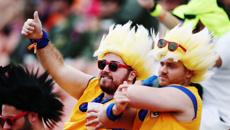 Fans enjoy inaugural Hamilton Sevens