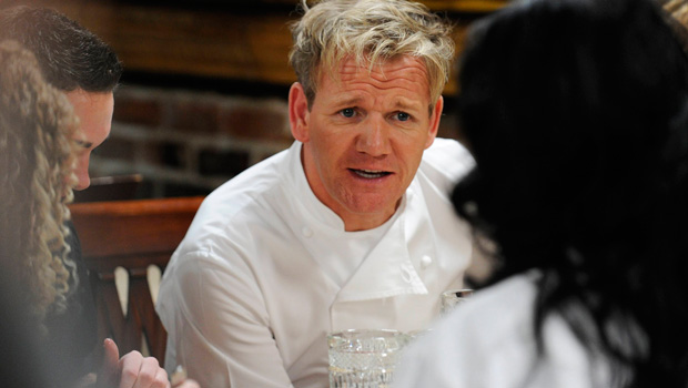 Gordon Ramsay sparked outrage amongst vegans after attempting to make a joke on Twitter. (Photo/ Getty)