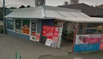 Teenagers rob dairy at gunpoint