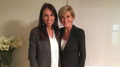 PM Jacinda Ardern and Julie Bishop's secret Auckland meeting