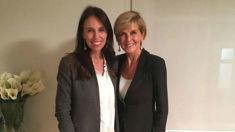 PM Jacinda Ardern and Julie Bishop's secret Auckland meeting