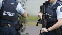 Three Napier men charged over kidnapping