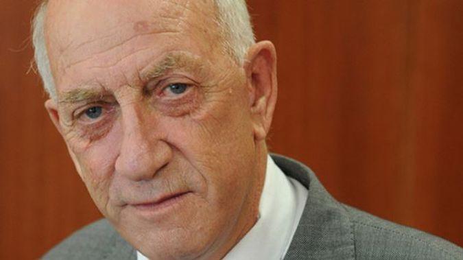 Sir Bob Jones. (Photo/ NZ Herald)