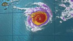 Tongans are urged to be prepared as Tropical Cyclone Gita fast approaches. Source: Facebook / Bella Tupou, Tahi Maveni, Mona Palu