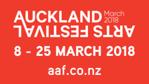 Auckland Arts Festival 2018