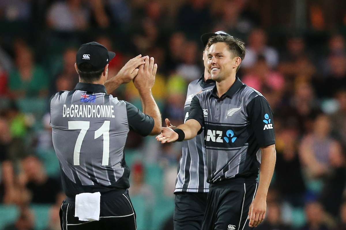 Williamson fires NZ to T20 win