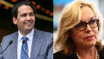 Collins vs Bridges: Both announce leadership contention