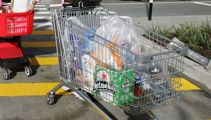 The shopping trolley to replace checkouts