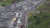 Auckland traffic chaos: 7 car crash causing major delays