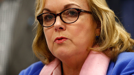 Judith Collins sets her own sacking point
