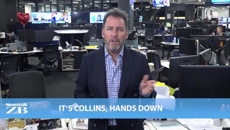 Mike's Minute: It's Collins, hands down