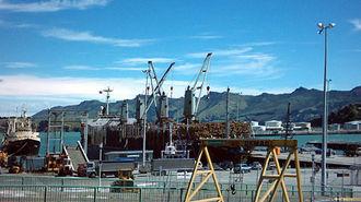 Lyttleton Port workers ready to strike